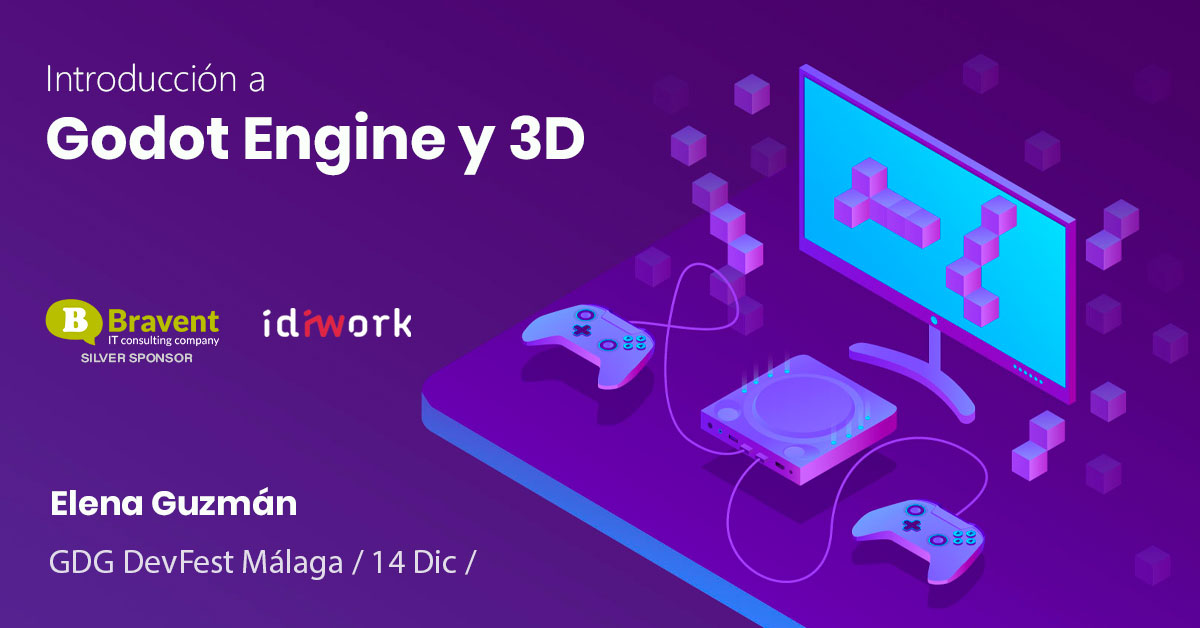 GDG DevFest Málaga: Aprende a desarrollar con GodotEngine