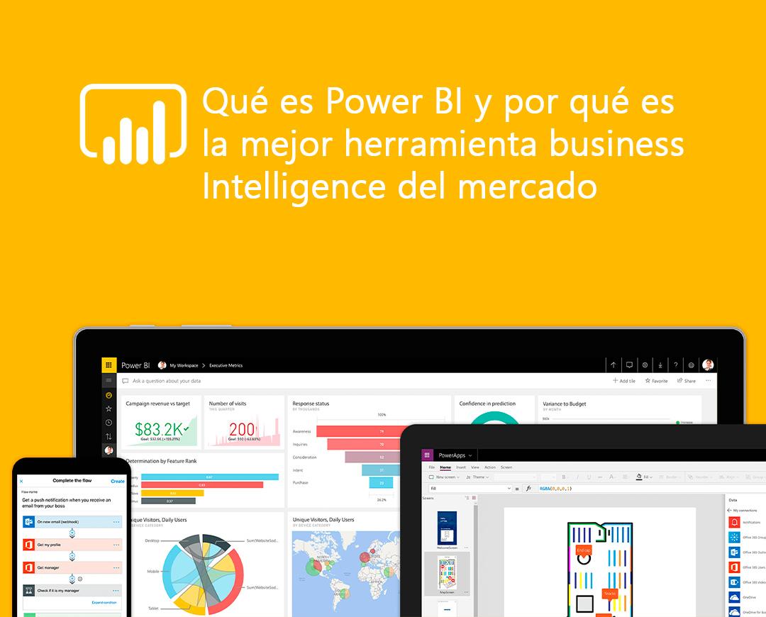 Qué es Power BI y por qué es la mejor herramienta de Business Intelligence del mercado