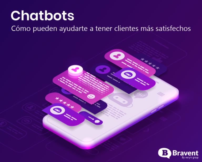 Chatbots: ¿Cómo pueden ayudarte a tener clientes más satisfechos?
