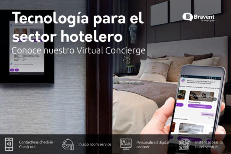 Tecnología para el sector hotelero