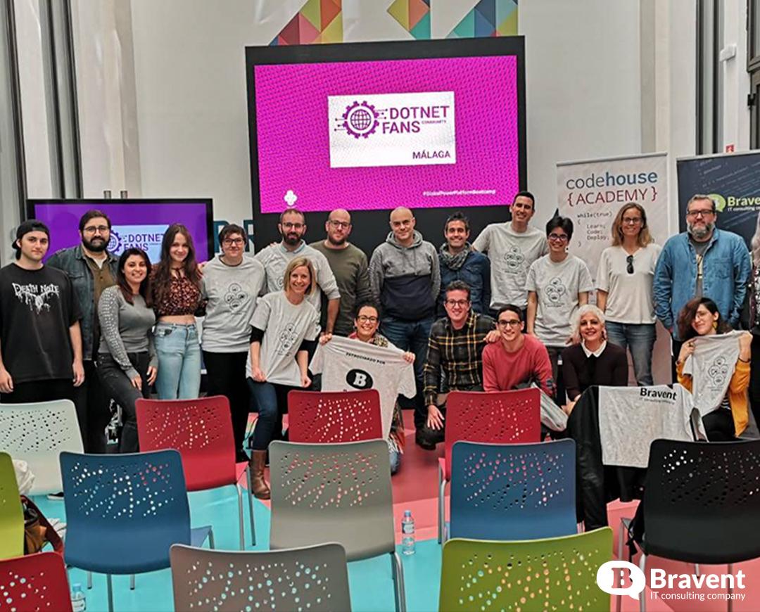 ¡Nuestra primera vez en el Global Power Platform Málaga!