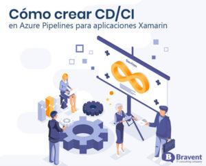 ¿Cómo Crear CD/CI En Azure Pipelines Para Aplicaciones Xamarin?