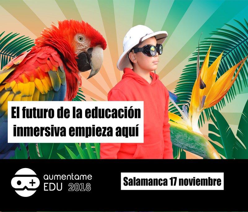 Próximo destino: ¡Salamanca! El papel de las realidades inmersivas en la educación