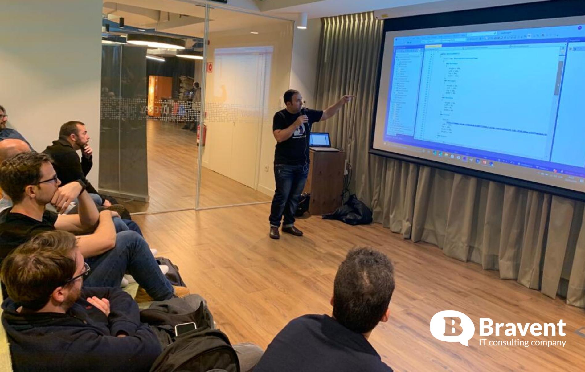 Estuvimos en MonkeyConf 2019 presentando Uno Platform en Xamarin