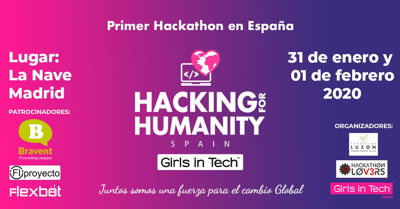Hacking for Humanity – Girls In Tech