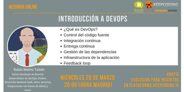 Webinar: Introducción a DevOps