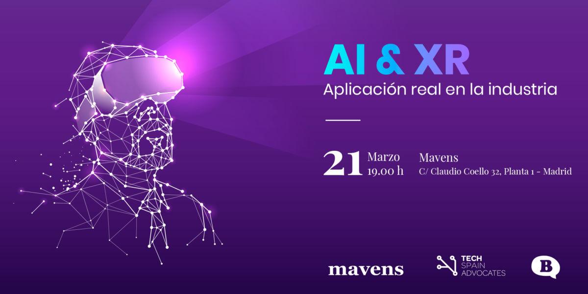 La aplicación de la IA y xR en la industria