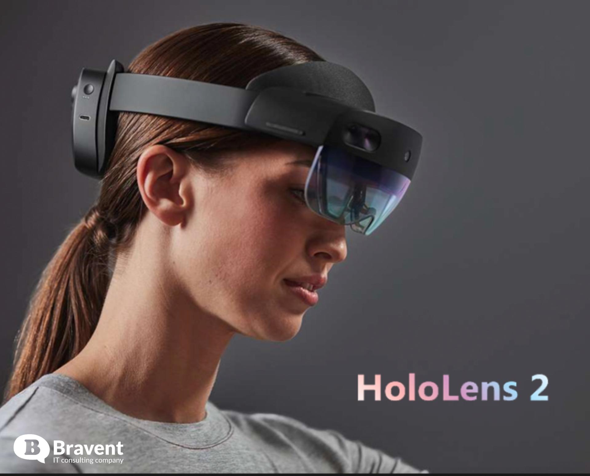 Preparados para la llegada de las Hololens 2 a Bravent