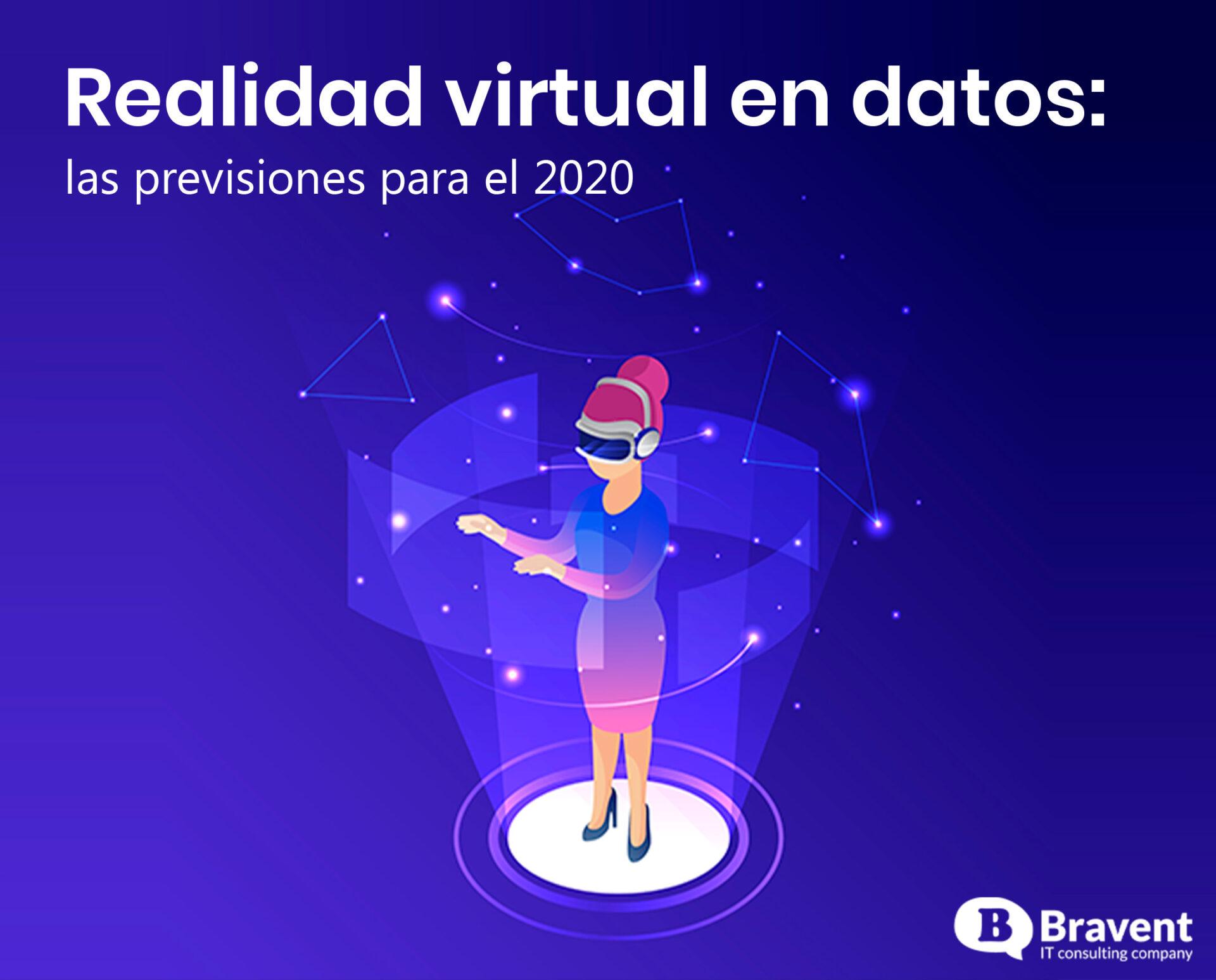 Realidad Virtual en datos: las previsiones para 2020