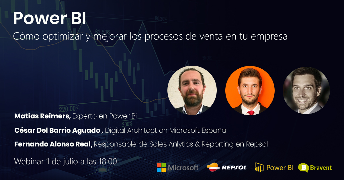 Mesa Redonda Virtual: Cómo Power BI puede ayudar a las empresas a optimizar los procesos de venta