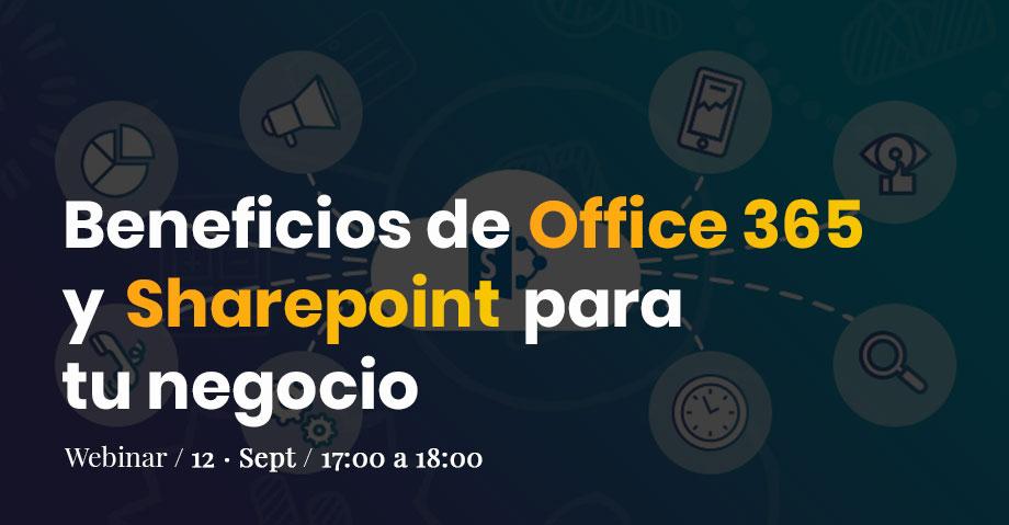 Webinar Bravent: Aplicaciones en SharePoint Online – Office 365