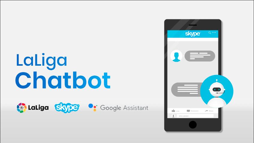 Asistente virtual de LaLiga: orgullosos de nuestra colaboración junto a LaLiga y Microsoft