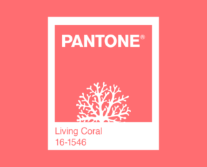16-1546 Living Coral: el color del año