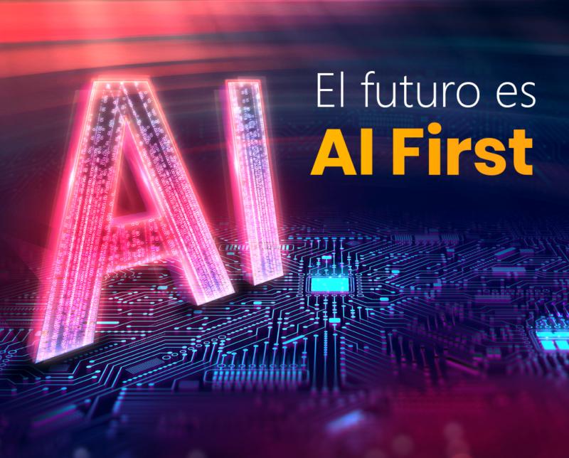El futuro es AI First