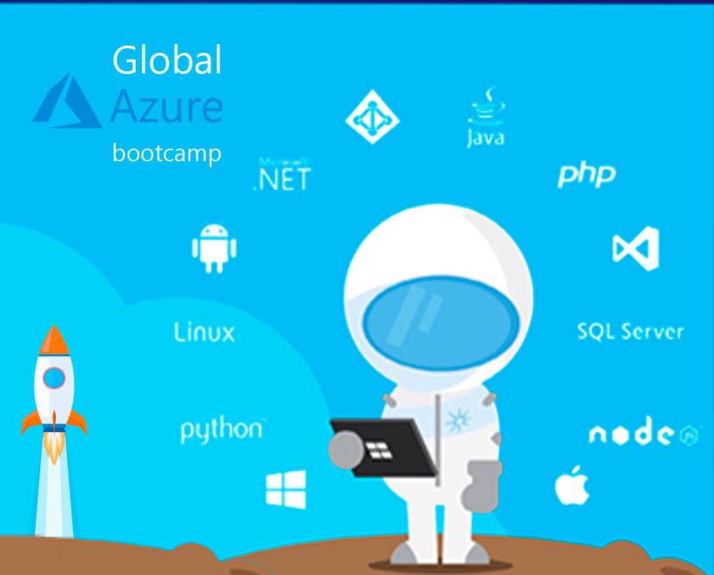Comienza la cuenta atrás para Global Azure Bootcamp 2019