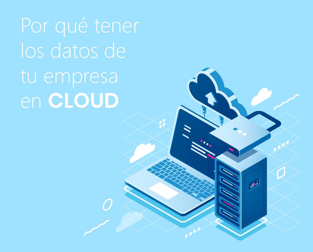 Los riesgos a los que te enfrentas por no tener tus datos en la nube y todas sus ventajas