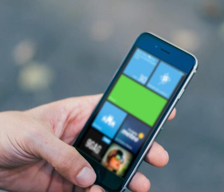 Efectos en Windows Phone 8