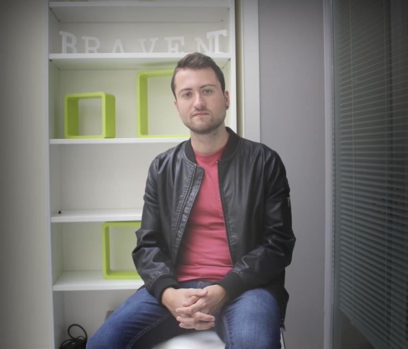 Hoy entrevistamos a uno de nuestros juniors: Iván Roldán