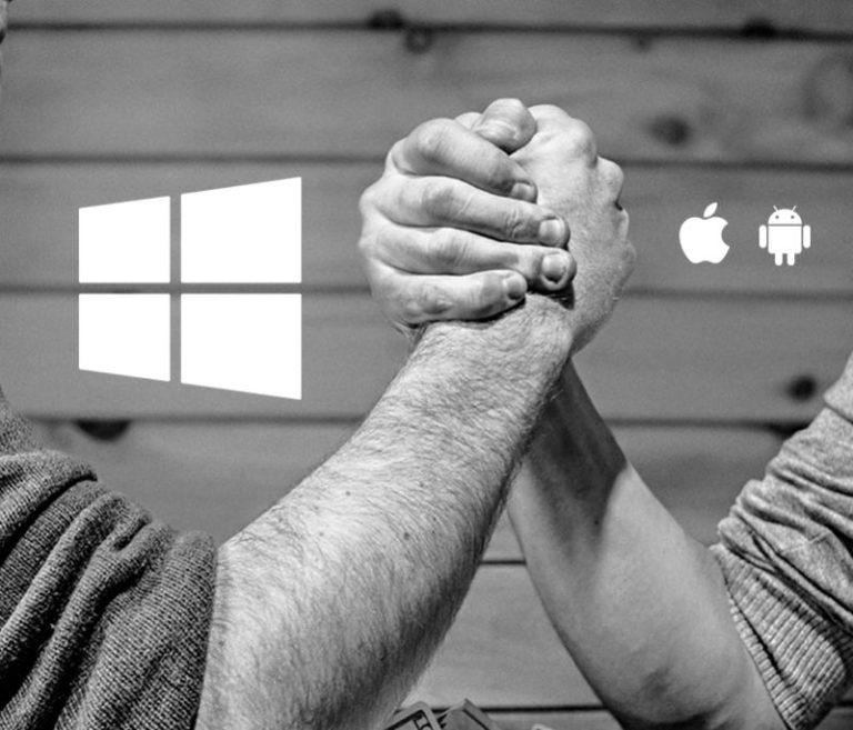 Cómo Windows Phone se abre camino en la guerra móvil