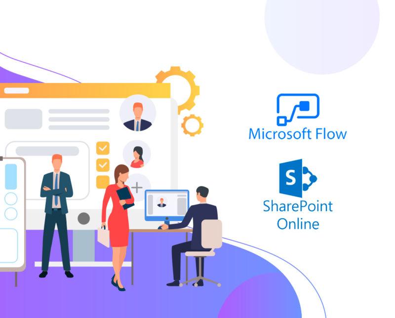 Desarrollando una solución para fichar en el trabajo integrando Microsoft Flow y Sharepoint Online