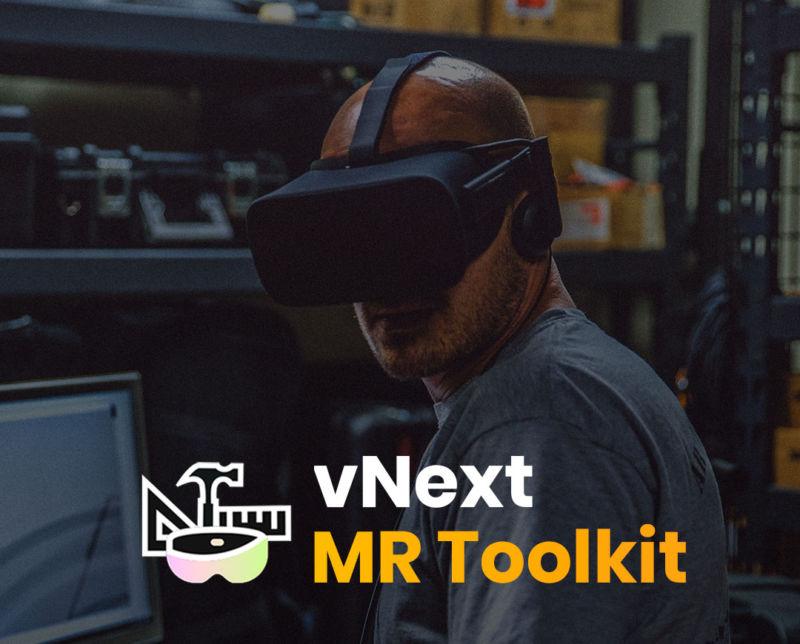 Estas son las mejoras de la nueva versión de Mixed Reality Toolkit - vNext