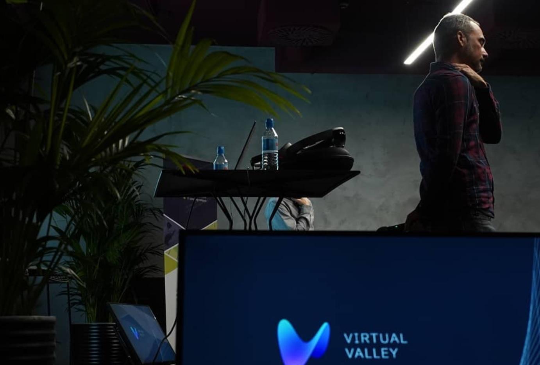 Así fue nuestra charla sobre Hololens en Virtual Valley