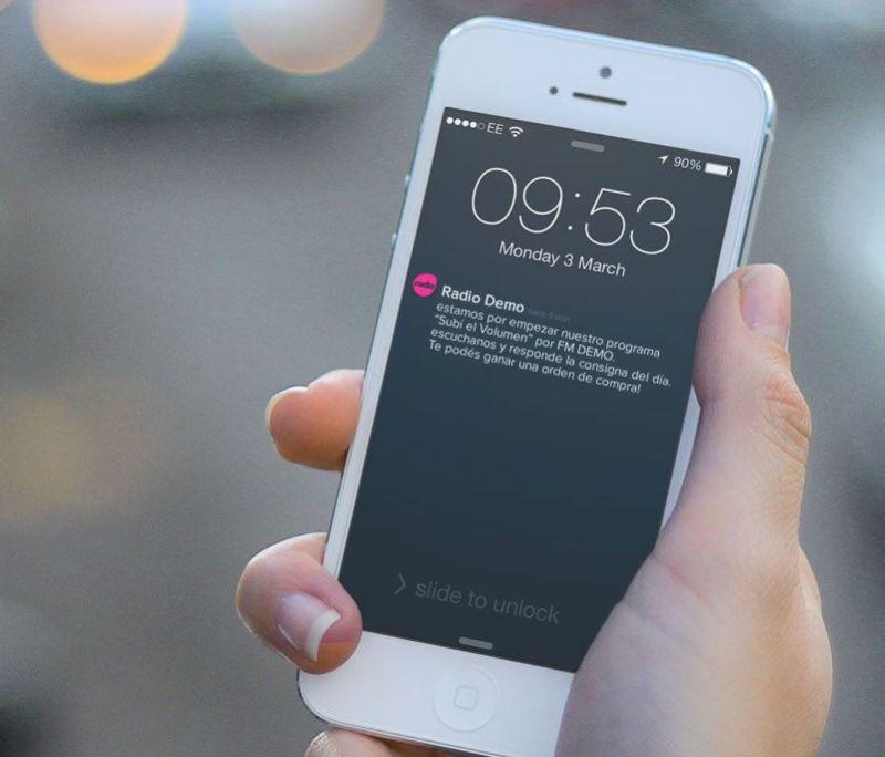 Elementos importantes en las notificaciones móviles