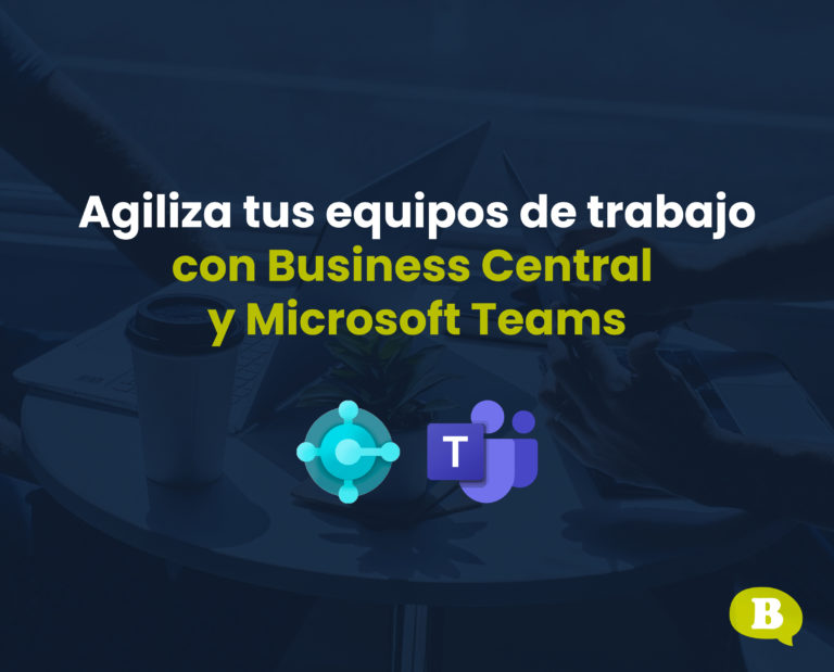 Agiliza tis equipos con business central